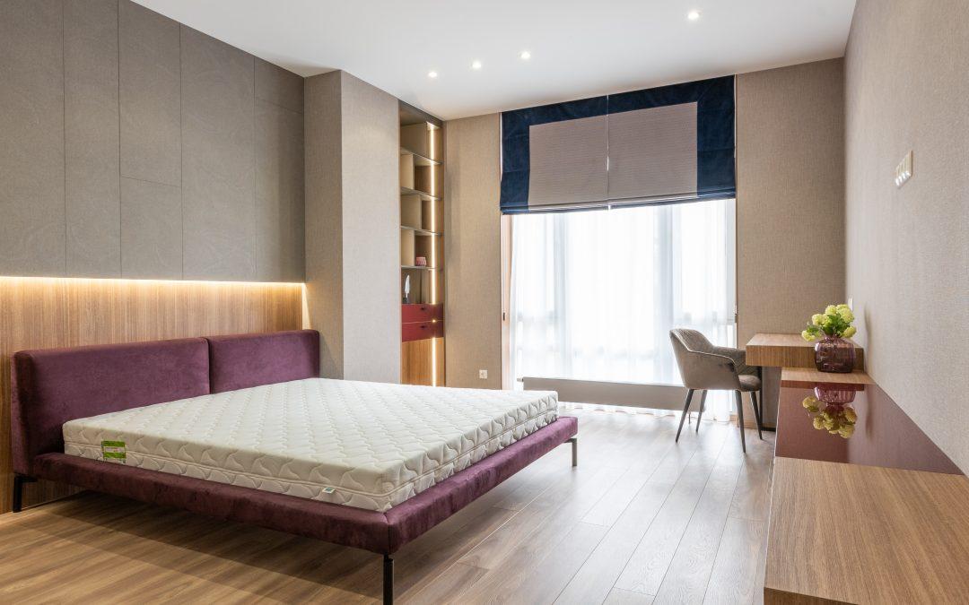 Sådan vælger du den perfekte seng