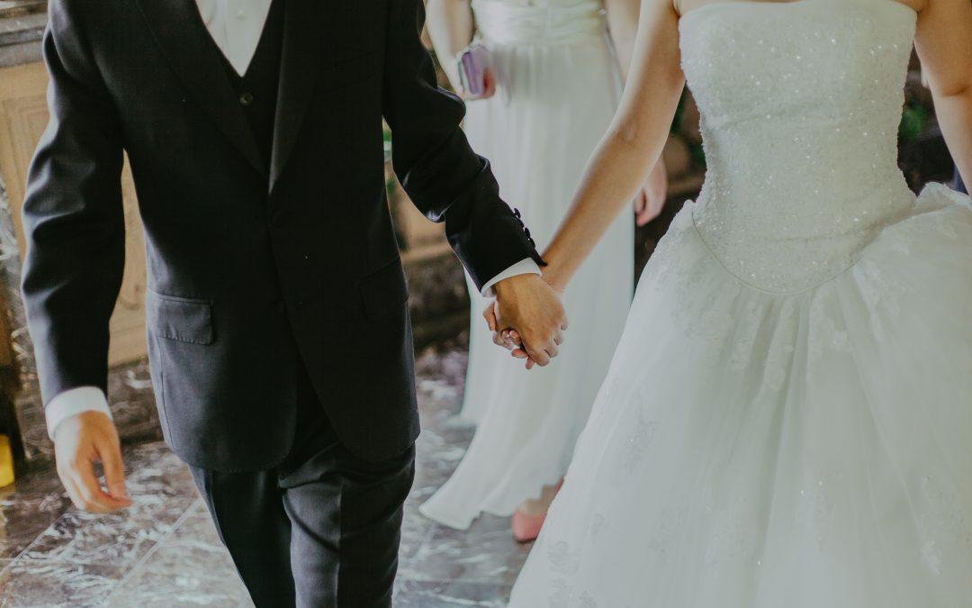 Et bryllup er en stor og enestående dag